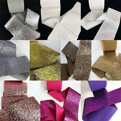 Chunky Glitter Border Fabric Wallpaper 16cm BEST PRICE GUARANTEE