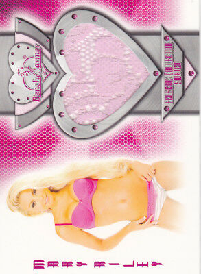 2014 Benchwarmers Eclectic Mary Riley Swatch