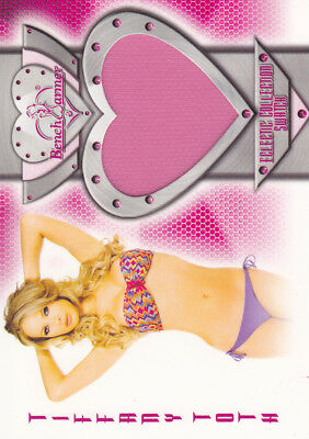 2014 Benchwarmers Eclectic Tiffany Toth Swatch