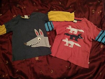Childrens tops Frugi organic cotton