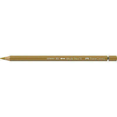 Faber-Castell - Albrecht Dürer Artists' Watercolour Pencil, Green Gold (268)