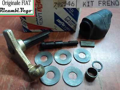 KIT PINZE FRENI ANT FIAT 124 SPORT COUPE SPIDER GENUINE REPAIR BRAKE CALIPER