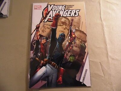 Young Avengers #2 (Marvel 2005) 1st Print / Free Domestic Shipping