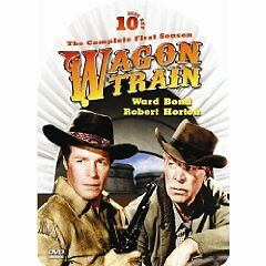 Wagon Train: The Complete First Season One 1   (DVD - 10-Disk Set - Tin Case)