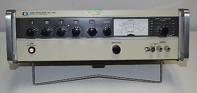 HP 4204A Oscillator 10Hz - 1 MHz with Option 1 *Used* Hewlett Packard