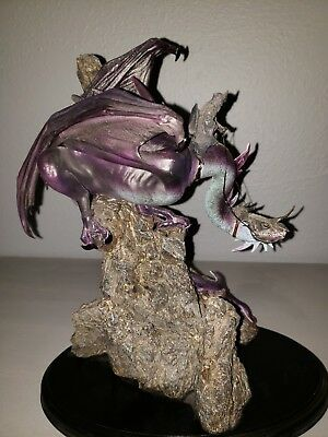 Lord of the rings weta collectibles    FELL BEAST MORGUL LORD WITCH KING
