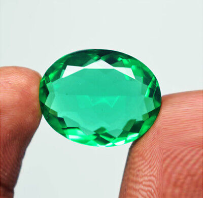 1.76 ct Natural Earth Mined Emerald Certified No Reserve