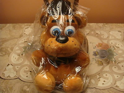 New Genuine Sanshee Five Nights At Freddy's Fnaf Freddy Plush Sealed