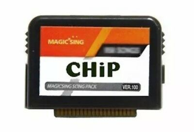 Mariachi  Spanish Song Chip for ENTERTECH MAGIC SING MIC