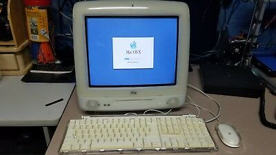 Apple IMAC m5521 computer in good working condition