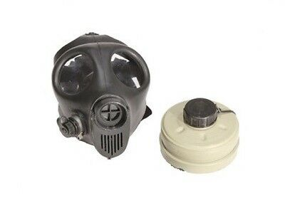Israeli Youth Gas Mask With Filter New With Sealed Drinking Canteen