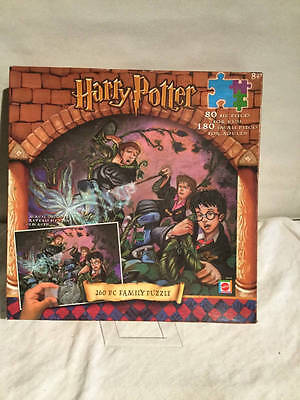 HARRY POTTER~260 PC~MAGIC DECODER PUZZLE~New~ FAMILY TIME