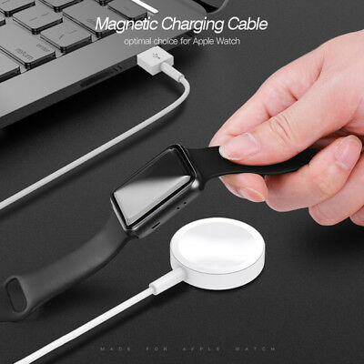 NEW Fast Magnetic Charging Cable USB Charger Dock For Apple Watch Series 1/2/3/4