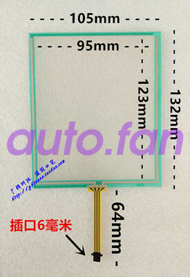 New for 5.7-inch touch screen Resistive touch screen 6MM wide cable