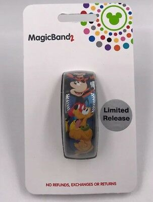 NEW Disney Parks 2019 Limited Release Mickey & Company Magic Band