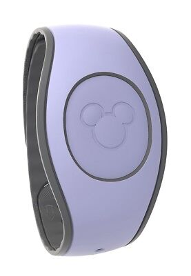 Disney Parks Lilac Purple Solid Color Magic Band Magicband New