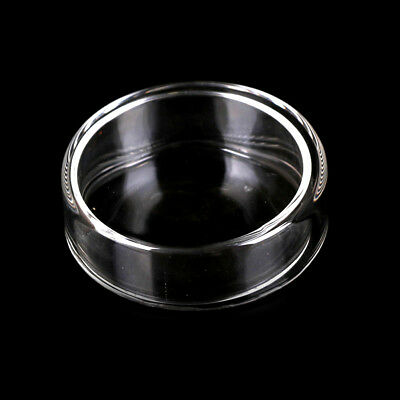 60mm Glass tissue petri dish culture dish culture plate with cover FH