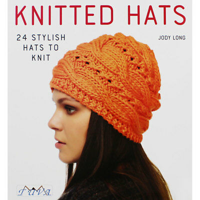 Knitted Hats by Jody Long (Paperback), Non Fiction Books, Brand New