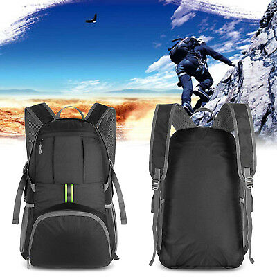 Water Resistant Hiking Daypack Small Backpack Handy Foldable For Kids Outdoor