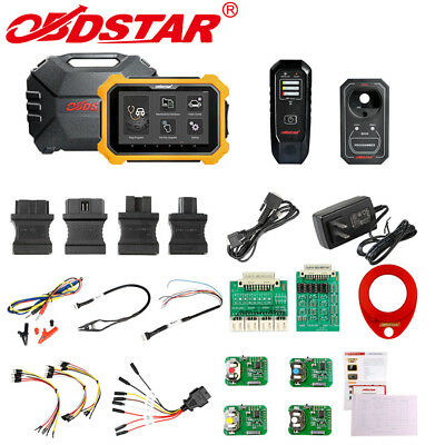 Original OBDSTAR X300 DP Plus X300 PAD2 Immobilizer OBD2 Diagnostic Progarmmer