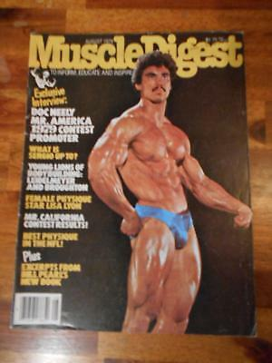 Muscle Digest Culturismo Fitness Revista / Rory Leidelmeyer 8-79