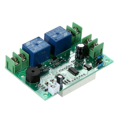 Automatic Thermostat Temperature Controller Module 2 Channel Relay Output B3K4
