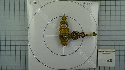 Set Clock Hands For Hermle Clockwork Warmink Zaandam Clock 13,1 Cm Dial