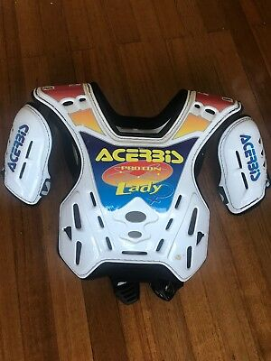 Ladies Acerbis Body Armour Chest & Back Protector