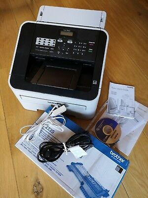 Brother FAX Machine Model 2840