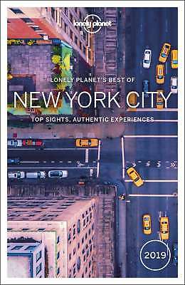 Lonely Planet Best of New York City 2019 (Travel Guide), Balkovich, Robert,St Lo