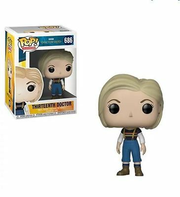 Funko Pop - Doctor Who - Thirteenth Doctor - 686 - Mint