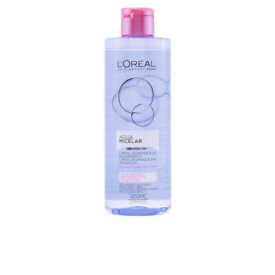 Cosmética L'Oreal Make Up mujer AGUA MICELAR SUAVE pieles sensibles 400 ml