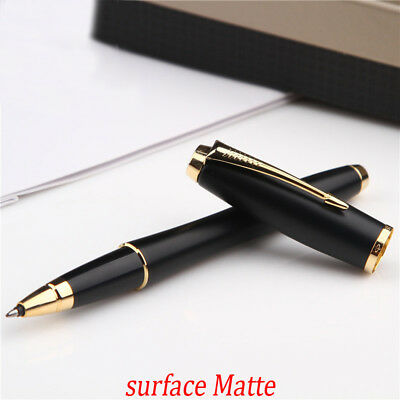 High Quality Parker Urban Premium Rollerball Pen Gold Trim+Black Refill Metallic