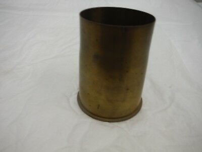 Artillery Shell Trench Art WWII