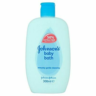 Johnsons Baby Bath 300ml - Pack of 6