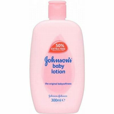 Johnsons Baby Lotion 300ml - Pack of 6