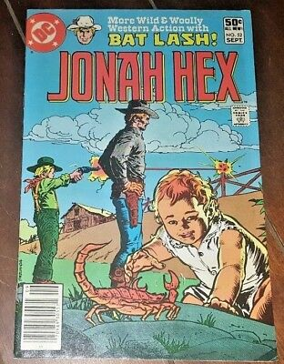 Jonah Hex #52, (1981, DC): Rescue!