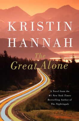 The Great Alone: A Novel by Kristin Hannah NEW (Ebook ,2018) Fast Delivery 📥