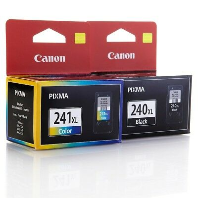 Canon PG-240XL CL-241XL Combo NEW GENUINE