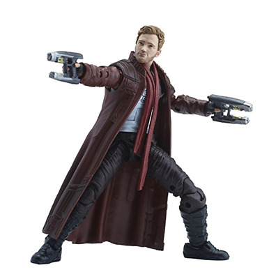 Marvel Legends Star-Lord Guardians of the Galaxy vol. 2 New 6 inch Action Figure