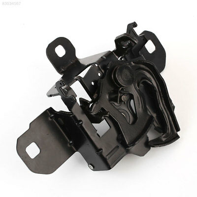 3A74 Black Hood Latch Automobile 1J0823509 Iron for 1999-2005 VW Jetta Golf