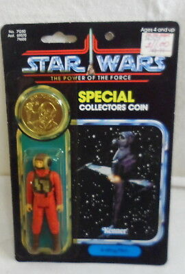 1984 Kenner B-Wing Pilot-3 3/4'' Return Of The Jedi NIP               sku-3708