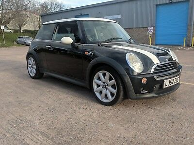 Mini Cooper S R53 supercharged 4500 miles new engine 12 months mot