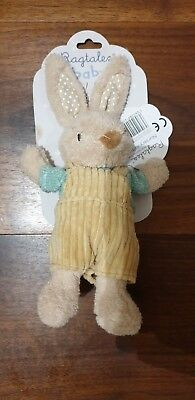 Baby Alfie Softie with Rattle - 23cms by Ragtales