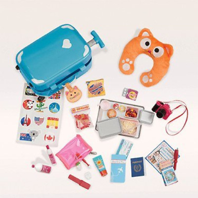 Our Generation Home Accessory - Well Travelled Luggage Set