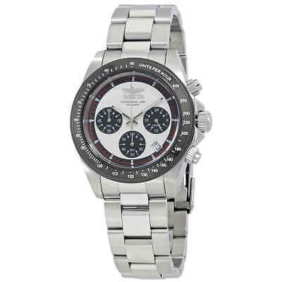 Invicta Speedway Chronograph Silver Dial Men's Watch 23121
