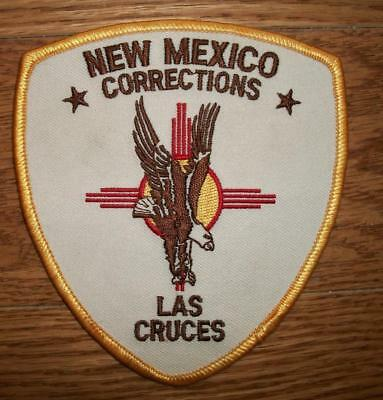 NEW MEXICO DEPT. of CORRECTIONS, LAS CRUCES PATCH