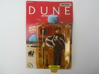 1984 LJN DUNE Stilgar The Fremen ACTION FIGURE New SEALED Vintage MATCHBOX TOY