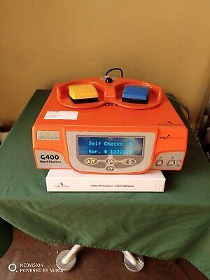 Gyrus ACMI G400 PK Technology RF Generator with Foot Pedal