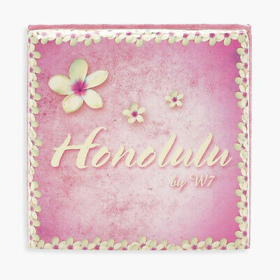 W7 Bronzer HONOLULU - Dupe For Benefit Hoola Bronzer - Free Shipping